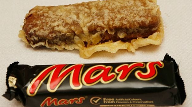 In Defence of the Deep-Fried Mars Bar