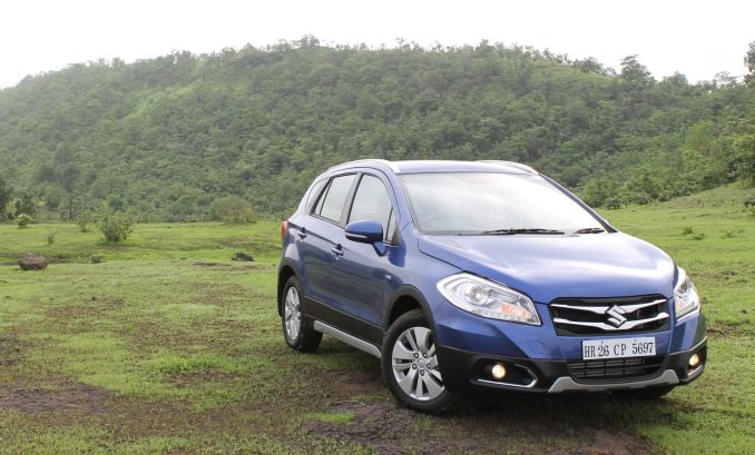 First Drive: Maruti Suzuki S-Cross