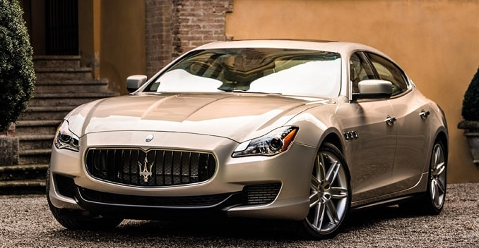 Maserati Returns To India Launches Entire Range Ndtv Carandbike