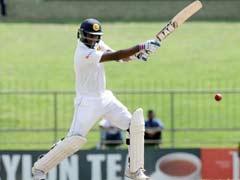 तीसरा टेस्ट : कप्तान मैथ्यूज के शतक से मजबूत स्थिति में पहुंचा श्रीलंका