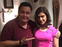 Recognise This Former Heroine? Even Rishi Kapoor Didn't, For a Moment