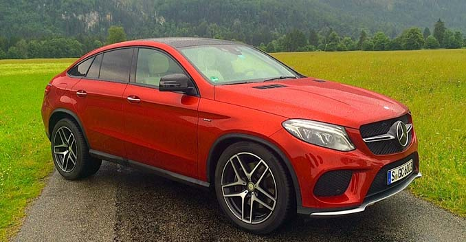 Mercedes Benz Gle Coupe Review Ndtv Carandbike