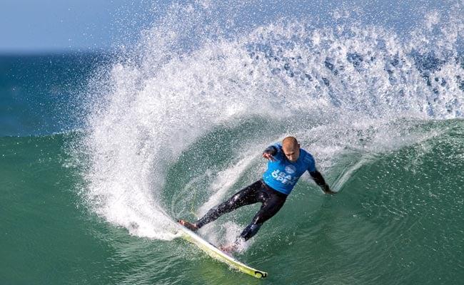 Mum's Pain as Australian Surf Pro Fights Off Huge Shark