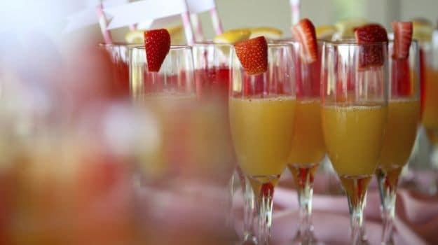 Breakfast of Champions: Elizabeth Taylor's Mimosa