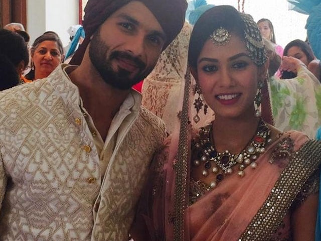 Fashion Report: The Verdict on Mira Rajput Kapoor's Wedding Wardrobe