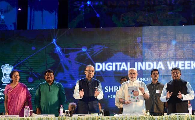 उधार के सर्वरों से कैसे हो 'डिजिटल इंडिया' की क्रांति?