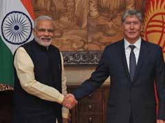 India, Kyrgyzstan to Hold Annual Joint Military Exercises