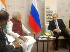India, Russia Working on Pact to Collaborate in Science and Technology