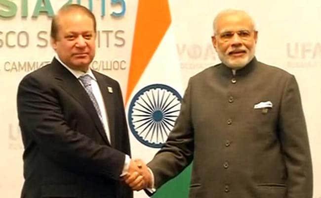 PM Modi, Nawaz Sharif Meet for Talks in Russia; Lakhvi, Terror on Agenda