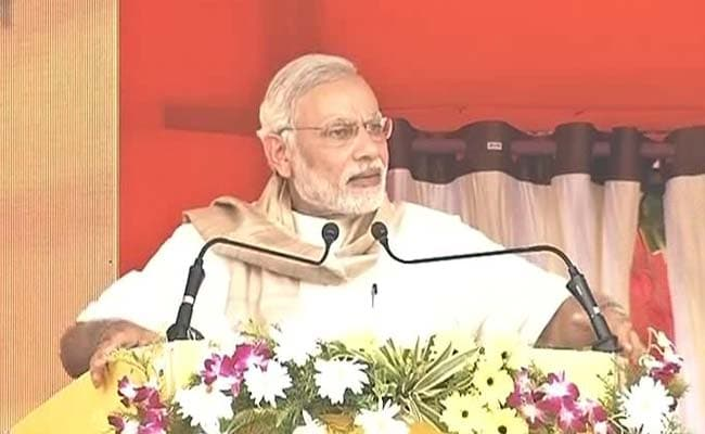 Development is the Answer to All Problems: PM Modi