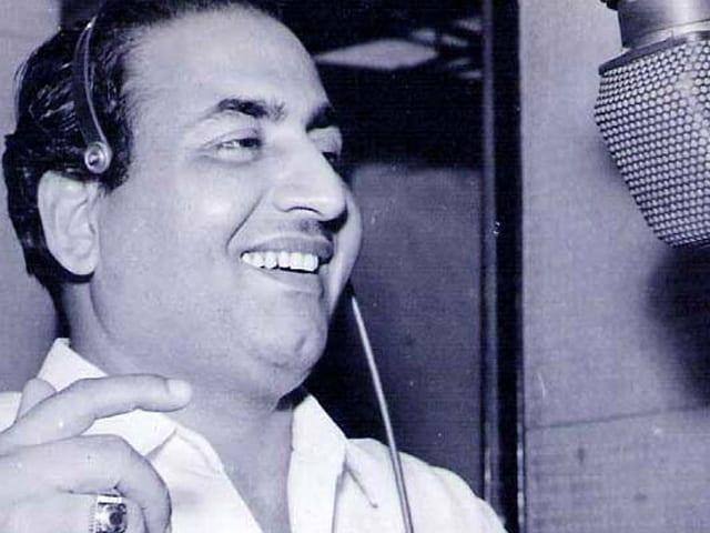 कांग्रेस ने की मशहूर गायक मोहम्मद रफी के लिए भारत रत्न की मांग
