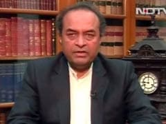 Government Extends Term Of Attorney General Mukul Rohatgi, Senior Law Officers