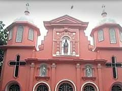 Church Vandalised in West Bengal's Nadia District
