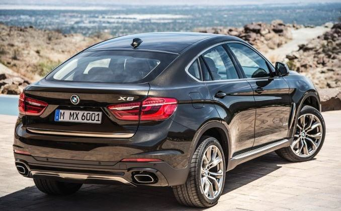 New BMW X6 Launched in India - NDTV CarAndBike