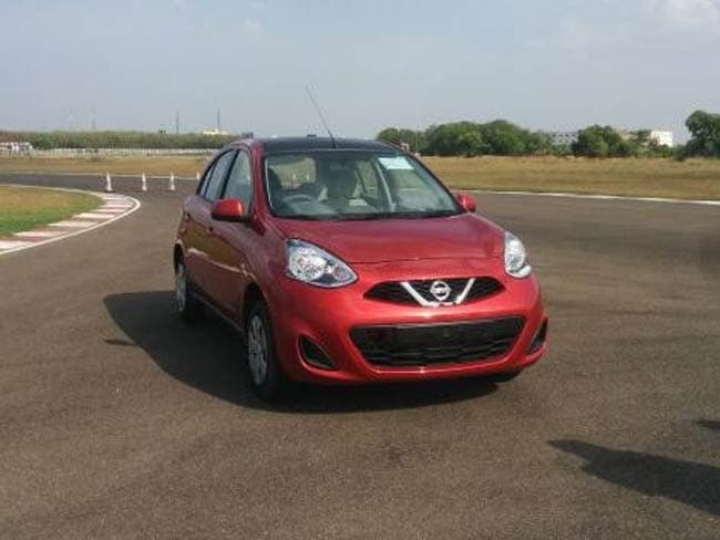 Renault Nissan Alliance Rolls Out Its 1 Millionth Car in India, a Nissan Micra