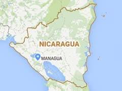 Volcano Erupts in Nicaragua
