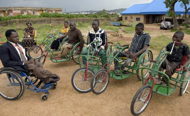 Image result for NIGERIA ASSOCIATION FOR THE HANDICAPPED