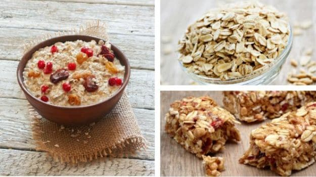 Fiber Rich Foods - Oats