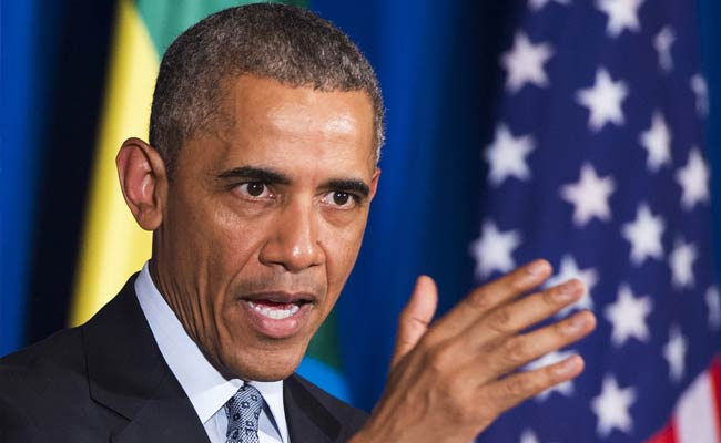 Barack Obama Says US Stands With Africa Against Terror, Conflict