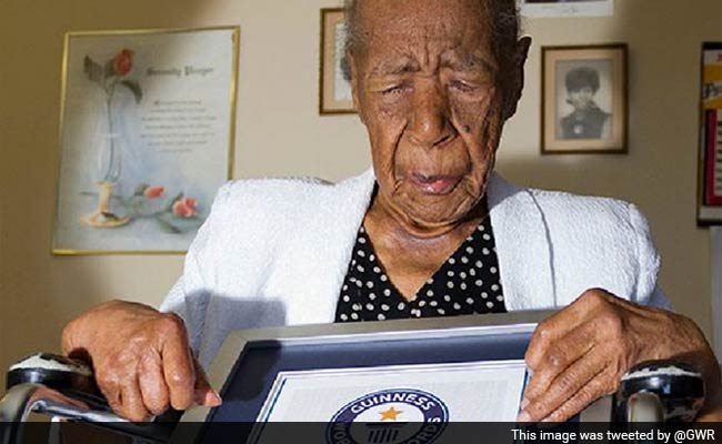 World's Oldest Person Celebrates 116th Birthday in New York