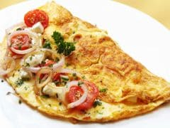 High-Protein Breakfast Recipe: Try This <i>Paneer</i> Omelette For An Extra Kick Of Taste And Health