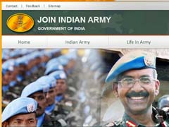 First Online Army Recruitment Rally to be Held in September: Report