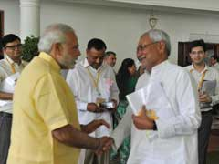 Nitish Kumar's Janata Dal-United To Join BJP-Led NDA