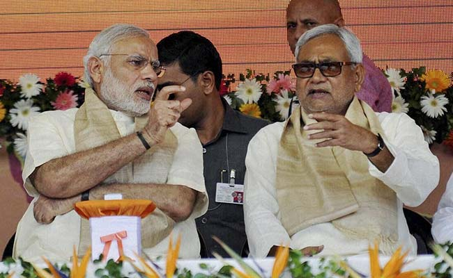 Gujarat won't vote against BJP, says Nitish Kumar