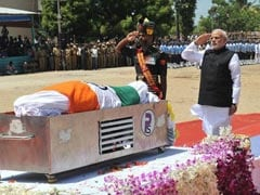 PM Modi Leads Thousands in Paying Homage to People's President APJ Abdul Kalam