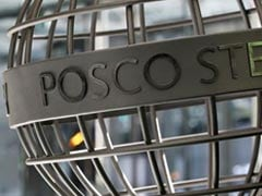 Government Urges POSCO To Use Local Raw Material: Report