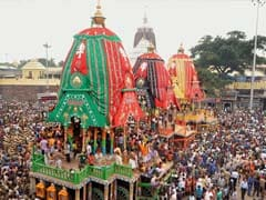 Shri Jagannath Temple Administration Suspends Priest After Devotee Mounts Chariot