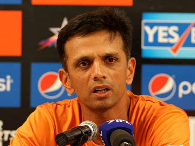 राहुल द्रविड़ बने दृष्टिहीन टी-20 विश्व कप के ब्रांड एंबेसेडर