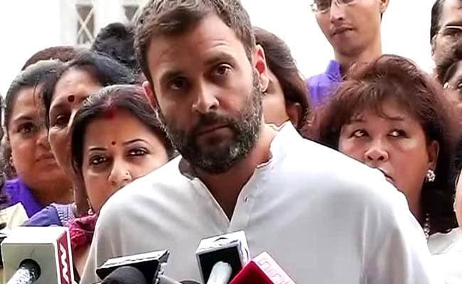 Rahul Gandhi to Undertake 'Padayatra' in Andhra Pradesh on July 24