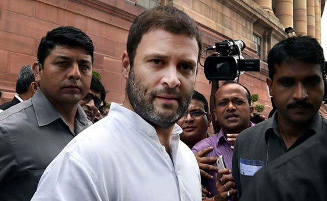 बीजेपी नेता सुब्रमण्यम स्वामी का आरोप, राहुल ने साल 2003 में खुद को बताया था ब्रिटिश