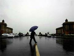 दिल्ली-एनसीआर समेत देश के कई क्षेत्रों सोमवार को भारी बारिश की संभावना