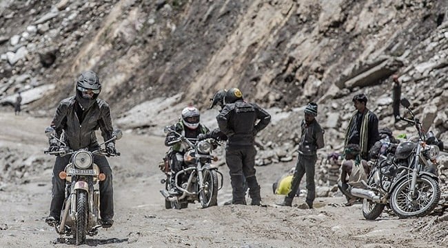 Royal Enfield has inaugurated two new service centres in Kaza and Keylong in Himachal Pradesh