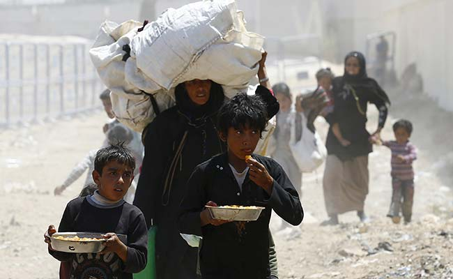 Opposition Promises to Increase Syrian Refugees to Canada Post-Election