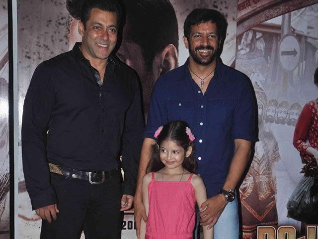 Salman Uncle Played Barbie Games, Table Tennis With Me on Sets: Harshaali Malhotra