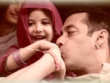Salman Khan's 6-Year-Old Co-Star Harshaali is Even Cuter Off-Screen