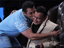 Salman Khan Dances With Mithun Chakraborty