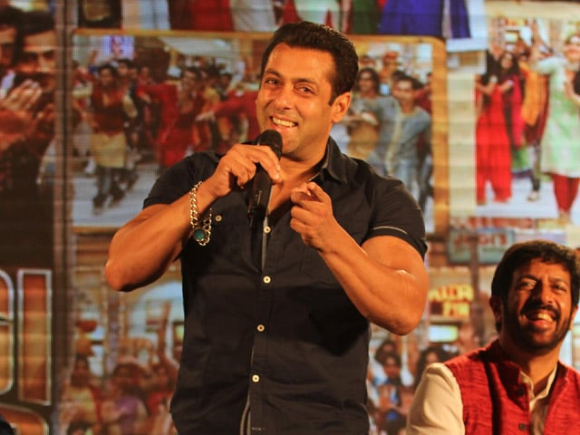 Salman Khan Was Worried About Janiva Releasing the Same Day as Bajrangi Bhaijaan