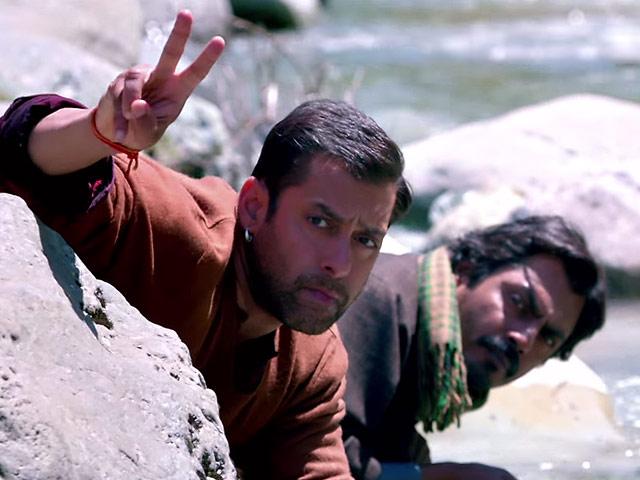 Salman, Nawazuddin Swap Bajrangi Bhaijaan Lines For Dubsmash Hit