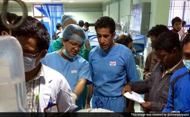CNN Investigates Claims Sanjay Gupta Misled Viewers in Nepal Report