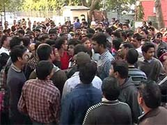 Parents Protest Against Fee Hike In Private Schools In Ghaziabad