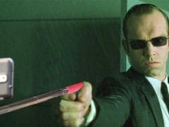 What if Agent Smith Had a Selfie Stick Instead of a Gun in <i>The Matrix?</i>