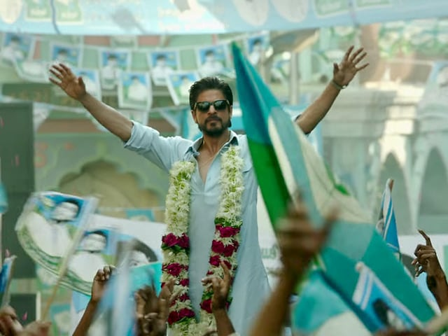 Shah Rukh Khan Liked This Fan-Made Trailer so Much, he Did This