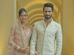 The Inside Scoop: Here's a First Look at the Menu of Shahid's Wedding Celebrations