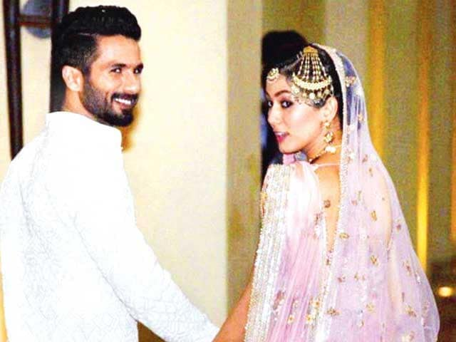 Shahid Kapoor-Mira Rajput Wedding: Here's all You Want to Know