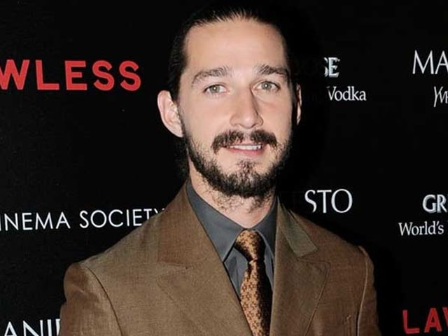In Video, Shia LaBeouf Says He Would