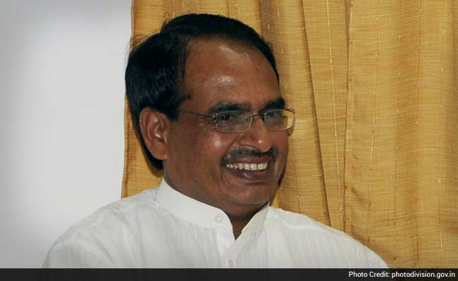 'Laughable': Shivraj Chouhan On Rahul Gandhi's 'Made In Bhopal' Remark